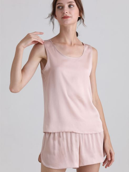womens-100-percent-pure-mulberry-silk-sleeveless-camisole-crew-neck-color-pink-01