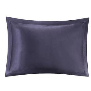 100-percent-mulberry-silk-pillowcase-classic-envelope-closure-2-inch-purple-gray