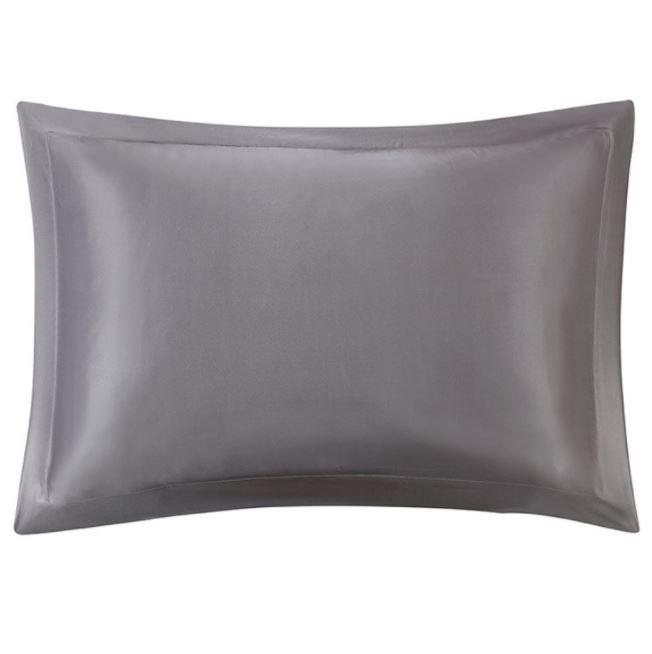 100-percent-mulberry-silk-pillowcase-classic-envelope-closure-2-inch-gray