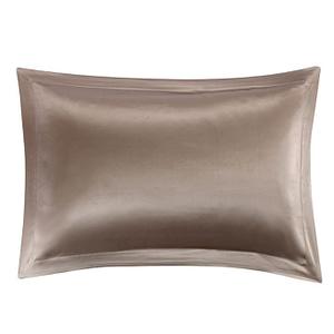 100-percent-mulberry-silk-pillowcase-classic-envelope-closure-2-inch-brown