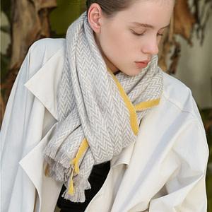 100-percent-cashmere-pure-color-scarf-shawl-gray-05