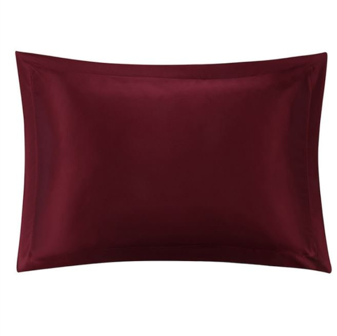 100-percent-mulberry-silk-pillowcase-classic-envelope-closure-2-inch-red
