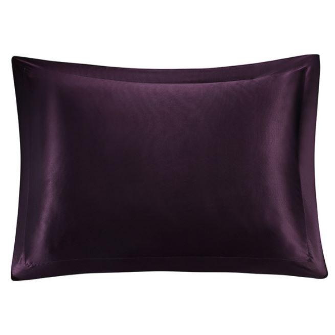 100-percent-mulberry-silk-pillowcase-classic-envelope-closure-2-inch-dark-purple