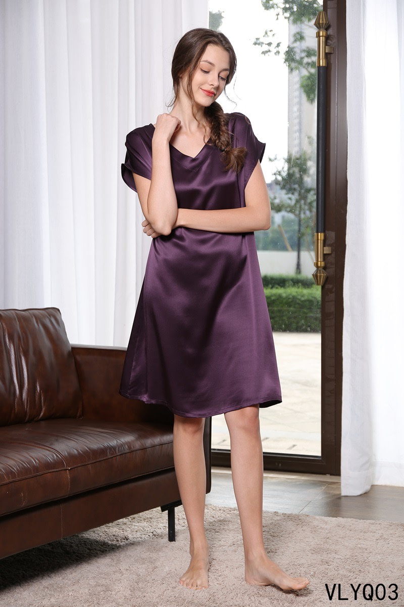 100-percent-mulberry-v-neck-nightgown-dress-for-women-sleepwear-chemise-color-purple-01